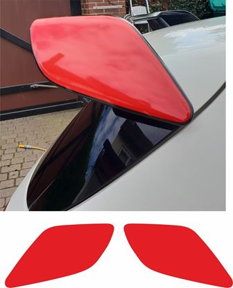 Picture of Mercedes A45 Edition 1 Wing / Spoiler overlay Stickers / Decals