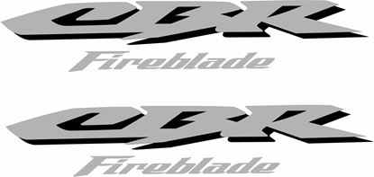 Picture of Honda CBR Fireblade  Decals / Stickers
