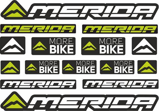 Picture of Merida Frame Sticker kit