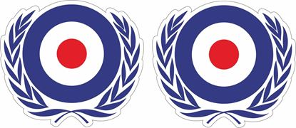 Picture of Lambretta / Vespa  Decals / Stickers
