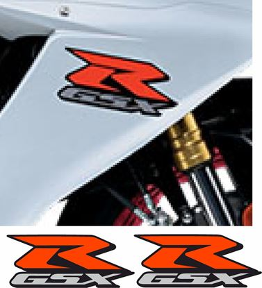 Picture of GSX-R Replacement Fairing Decals / Stickers