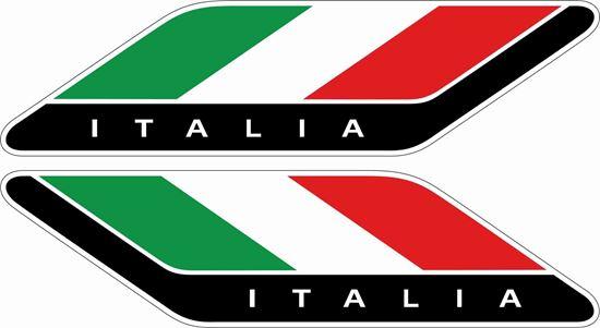 Picture of Italia Decals / Sticker