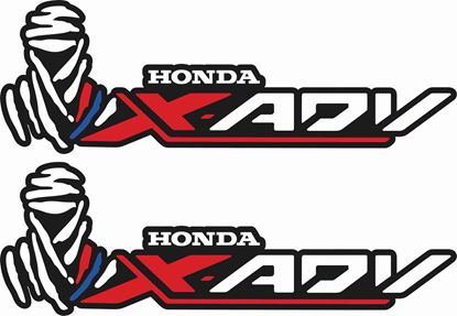 Picture of Honda X-ADV Decals / Stickers