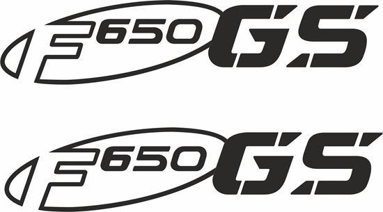 Picture of BMW F 650GS  Decals / Sticker