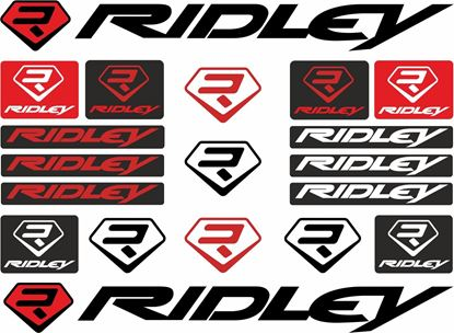 Picture of Ridley Frame Sticker kit