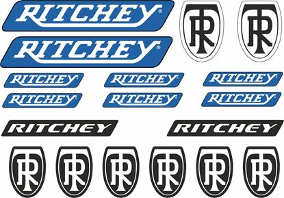 Picture of Ritchey Frame Sticker kit