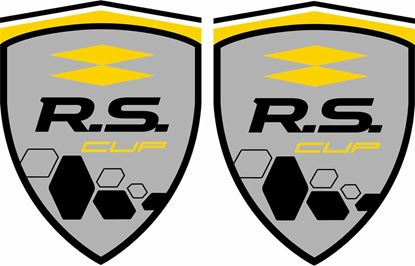 Picture of Renault R.S. Decals / Stickers