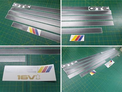 Picture of Vauxhall  Astra MK2 GTE Champion Stripes / Stickers