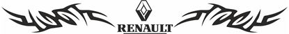 Picture of Renault windscreen / Panel  Decal / Sticker