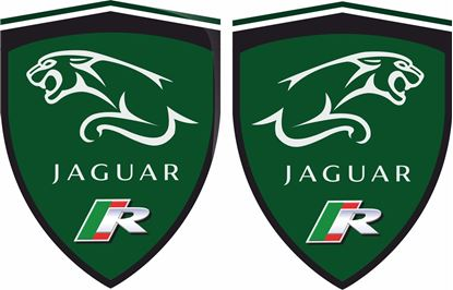 Picture of Jaguar R Decals / Stickers