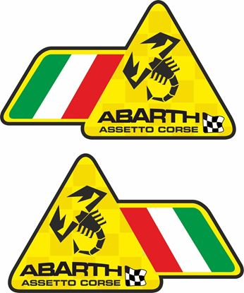 Picture of Fiat  Assetto Corse  Decals / Stickers
