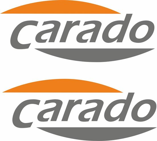 """Picture of """"Carado"""" panel  Decals  / Stickers"""