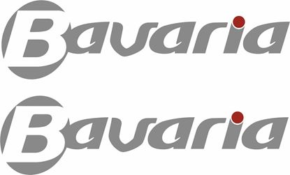 "Picture of ""Bavaria""General panel  Decals  / Stickers"