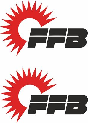 "Picture of ""FFB"" General panel Decals / Stickers"