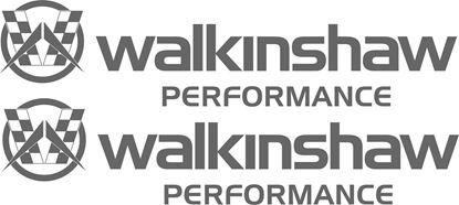 Picture of Mitsubishi L200 Wilkinshaw rear lid Decal / Sticker