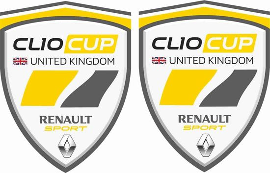Picture of Renault Clio Cup Decals / Sticker