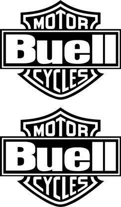 Picture of Buell Motorcycles  panel / Tank  Decals / Stickers