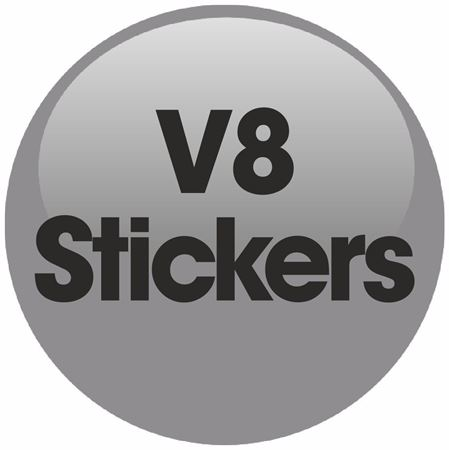 Picture for category Scania V8 Panel Stickers