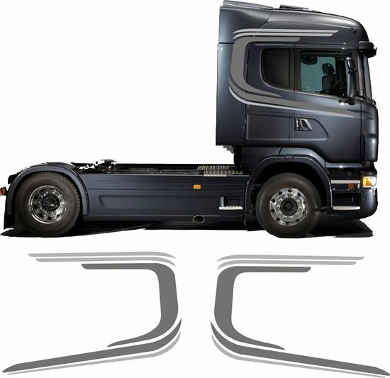 Picture of Scania Highline Cab Graphics