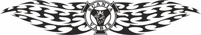 "Picture of ""Scania Vabis"" windscreen / Panel  Decal / Sticker"