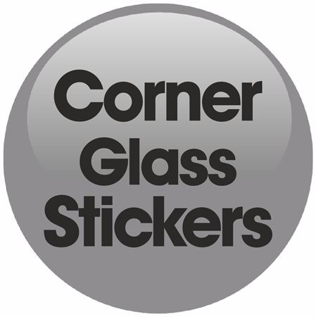 Picture for category MAN Corner Glass / Panel Stickers