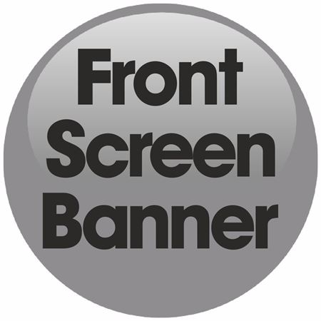 Picture for category MAN Front Windscreen Text / Banners
