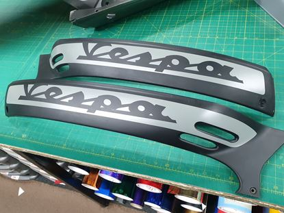 Picture of Vespa GT / GTL / Gran Turismo  side Stripes  / Stickers