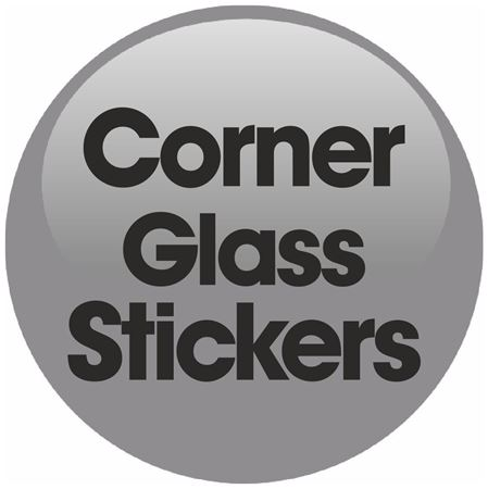 Picture for category Mercedes Corner Glass / Panel Stickers