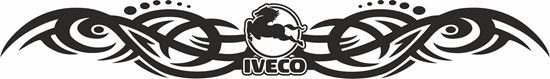 Picture of Iveco windscreen / Panel  Decal / Sticker