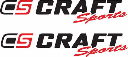 "Picture of Nissan  ""CS Craft Sports"" Decals / Stickers"