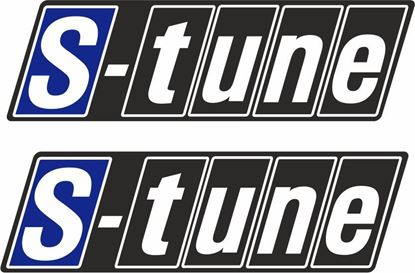 "Picture of ""S-Tune"" Decals / Stickers"