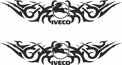 Picture of Iveco Panel Decals / Stickers