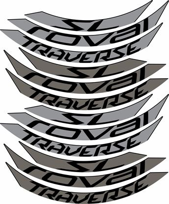 Picture of Roval Traverse SL 650B  2015 / 16 /17 Stickers