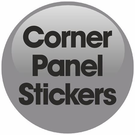 Picture for category Mercedes Front Corner / General Panel Stickers