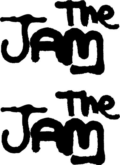 """Picture of """"The Jam"""" General Panel Decals / Stickers"""
