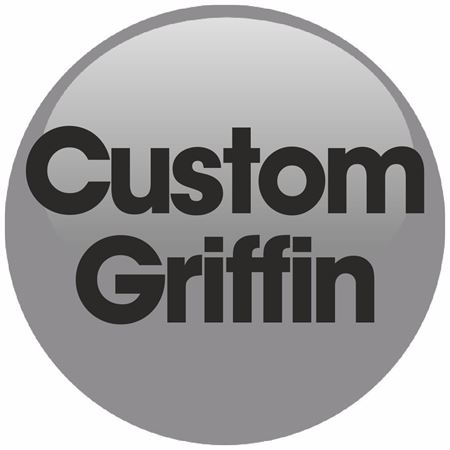 Picture for category Custom Griffin Corner Glass / Panel Stickers