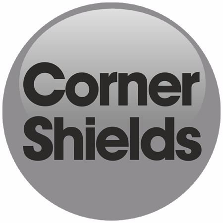 Picture for category Corner Shield Stickers