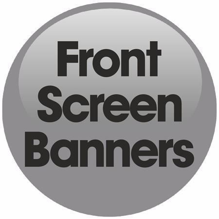 Picture for category Volvo Front Windscreen Text / Banners