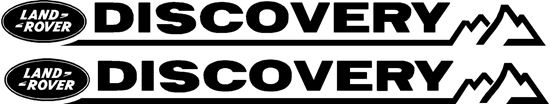 Picture of Land Rover Discovery  Decals / Stickers