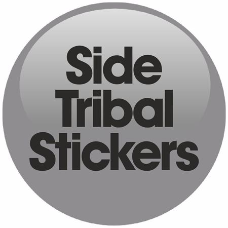 Picture for category Volvo  Side Tribal  Glass / Panel Stickers