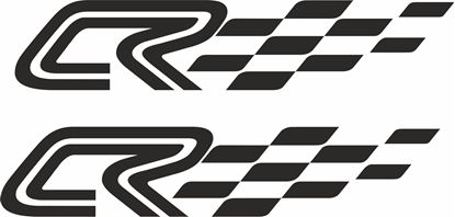 Picture of Lotus Elise  Club Racing  Decals / Stickers