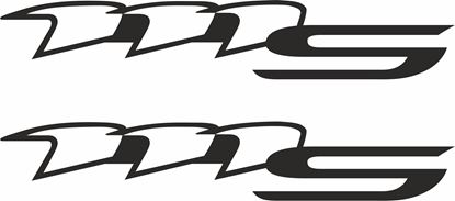Picture of Lotus Elise  S2 111S  Decals / Stickers