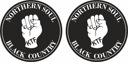 Picture of Northern Soul general Panel Decal / Stickers