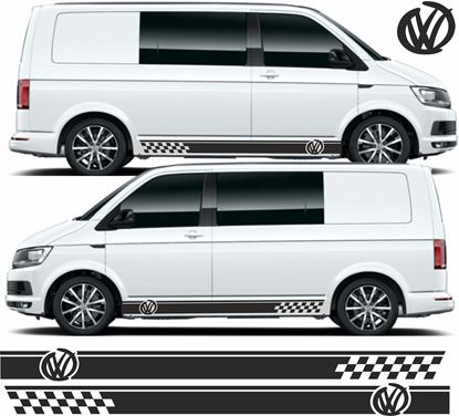 Picture of VW T5 / T6   Stripes / Stickers