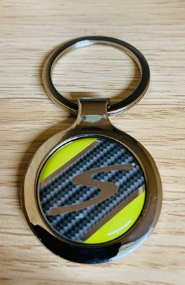 Picture of Vespa Keyring