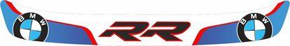 "Picture of ""BMW RR"" Helmet Visor Strip"