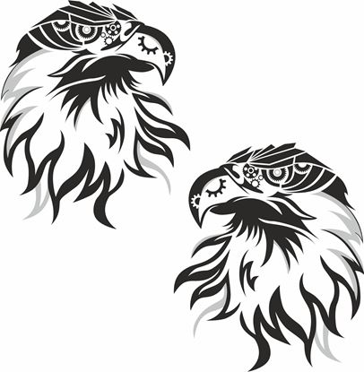 Picture of Scania custom Griffin Decals / Stickers