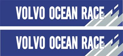 "Picture of ""Volvo Ocean Race"" Decals / Stickers"
