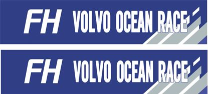 "Picture of ""FH Volvo Ocean Race"" Decals / Stickers"