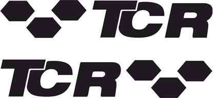 "Picture of Golf GTi ""TCR"" Decals / Stickers"